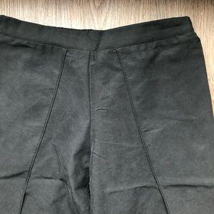 Drew Black Tulip Pants
